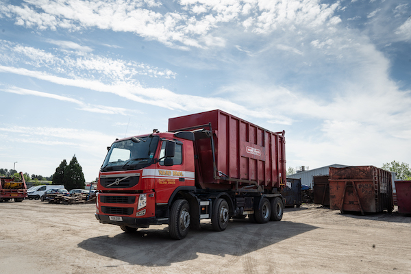 Commercial Skip Hire in durham